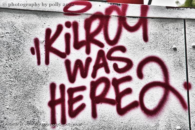 Kilroy Was Here 2