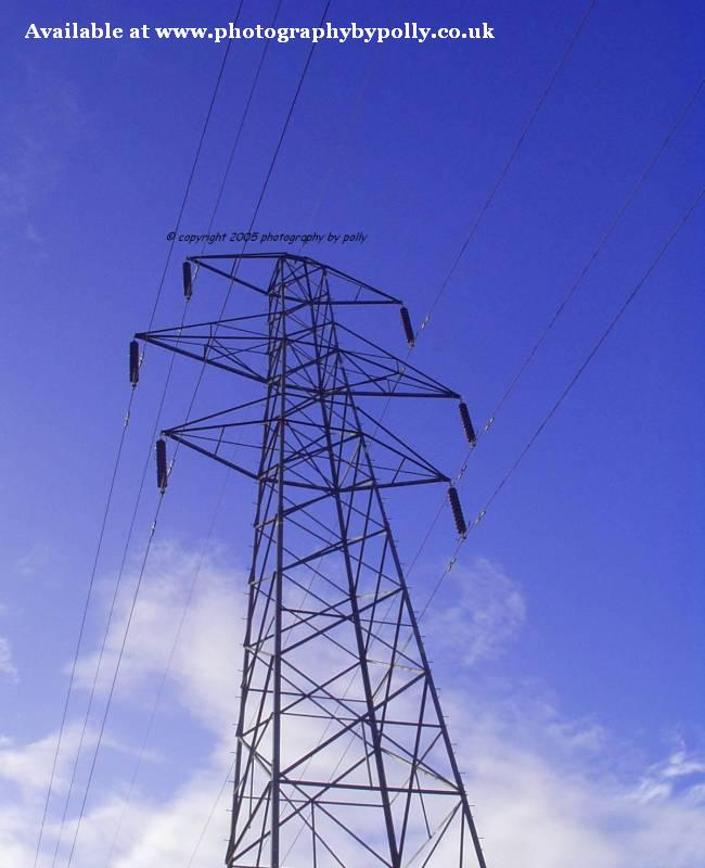 Pylon Blue