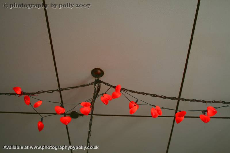 Hearts On The Ceiling